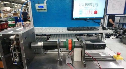 sensor torsi untuk mengukur performa gearbox