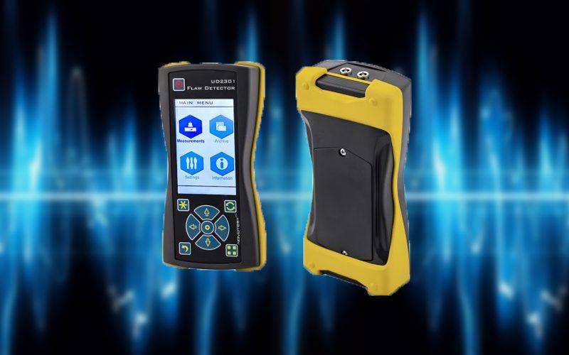 Mengenal Ultrasonic Flaw Detector