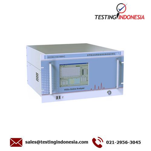 flue gas analyzer GCOM-3000-VOCs