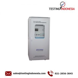 flue gas analyzer GCOS-5000 VOCs Volatile Organic Compounds Online Monitoring System