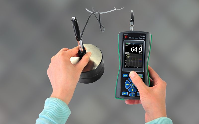 Portable Hardness Tester – Keunggulan Metode TDT
