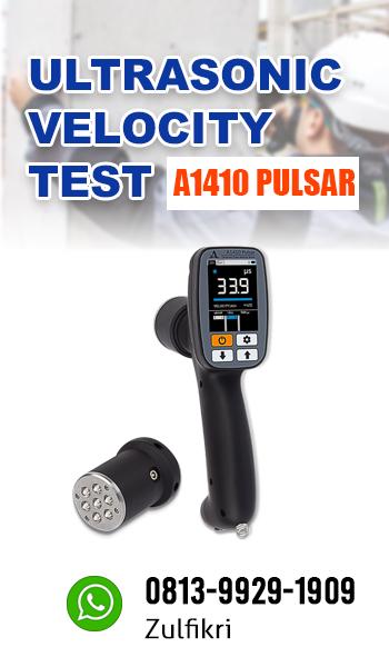 universal pulse velocity test