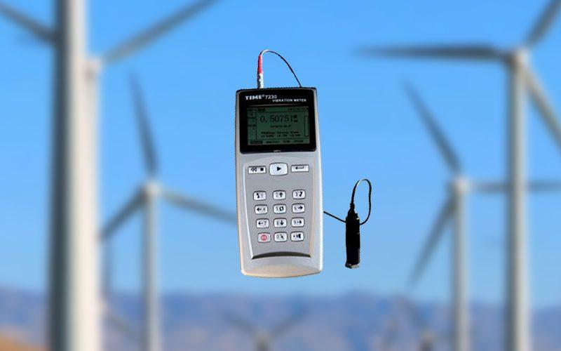 Vibration Meter Solusi Pengukur Pada Getaran