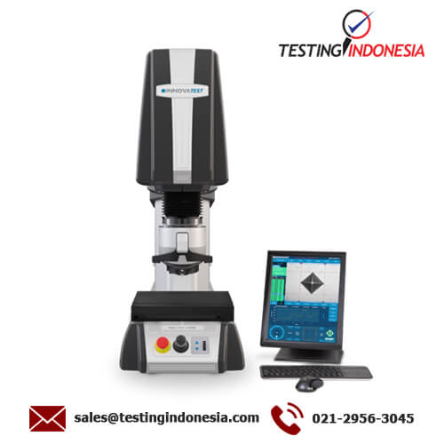 vickers hardness tester