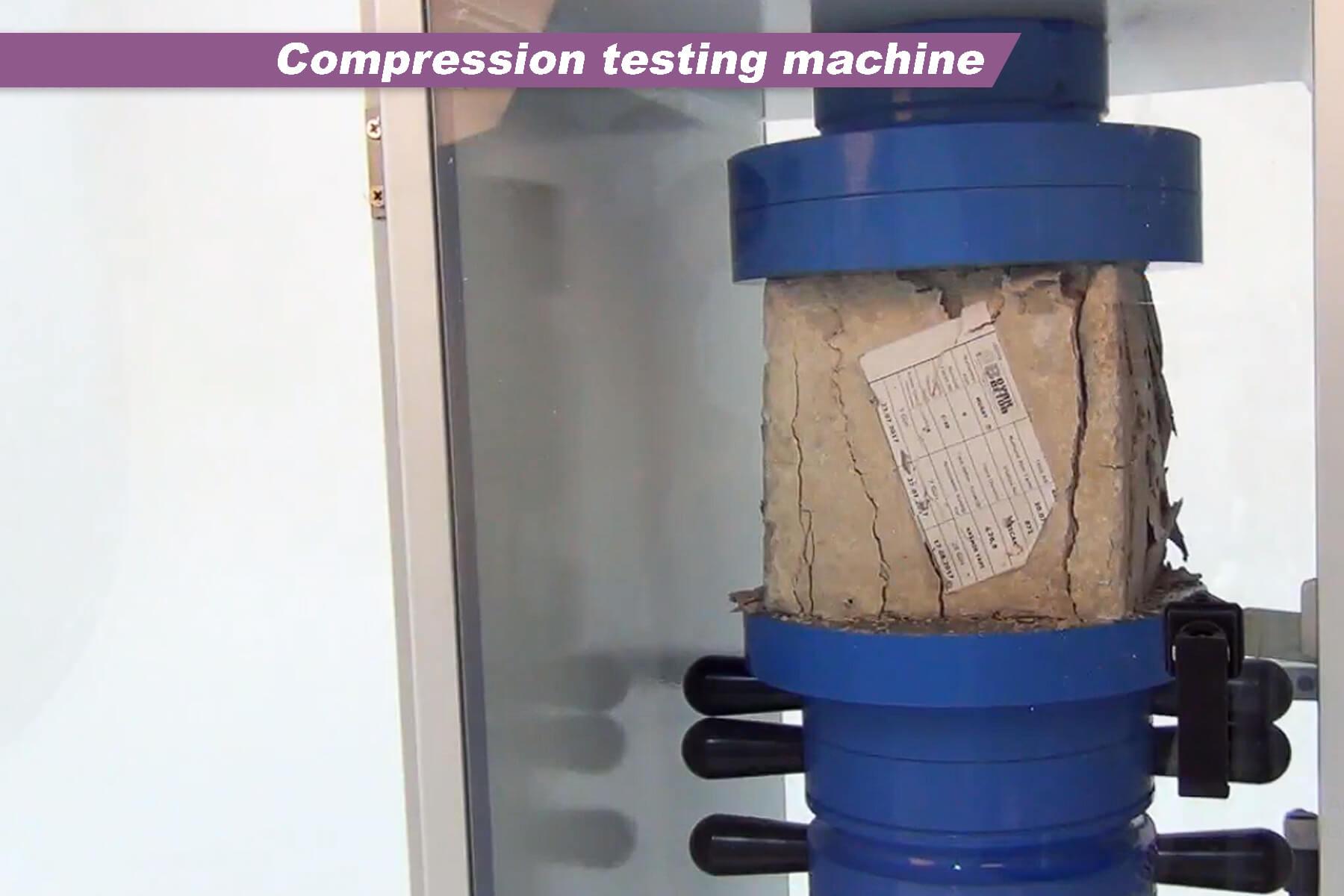 Solusi Uji Tekan Dengan Compression Testing Machine
