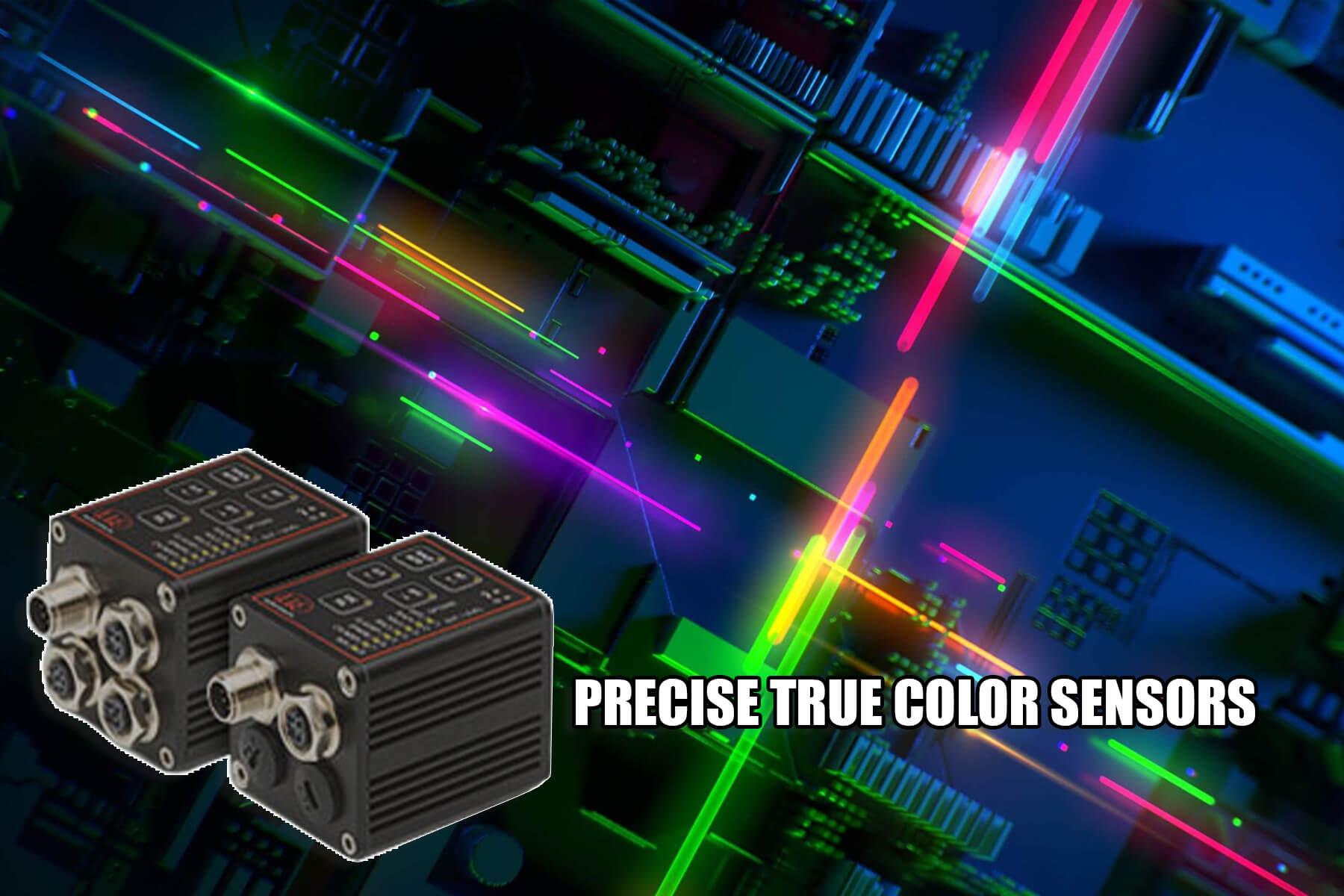 Proses & Cara Kerja Color Sensor Pada Industri