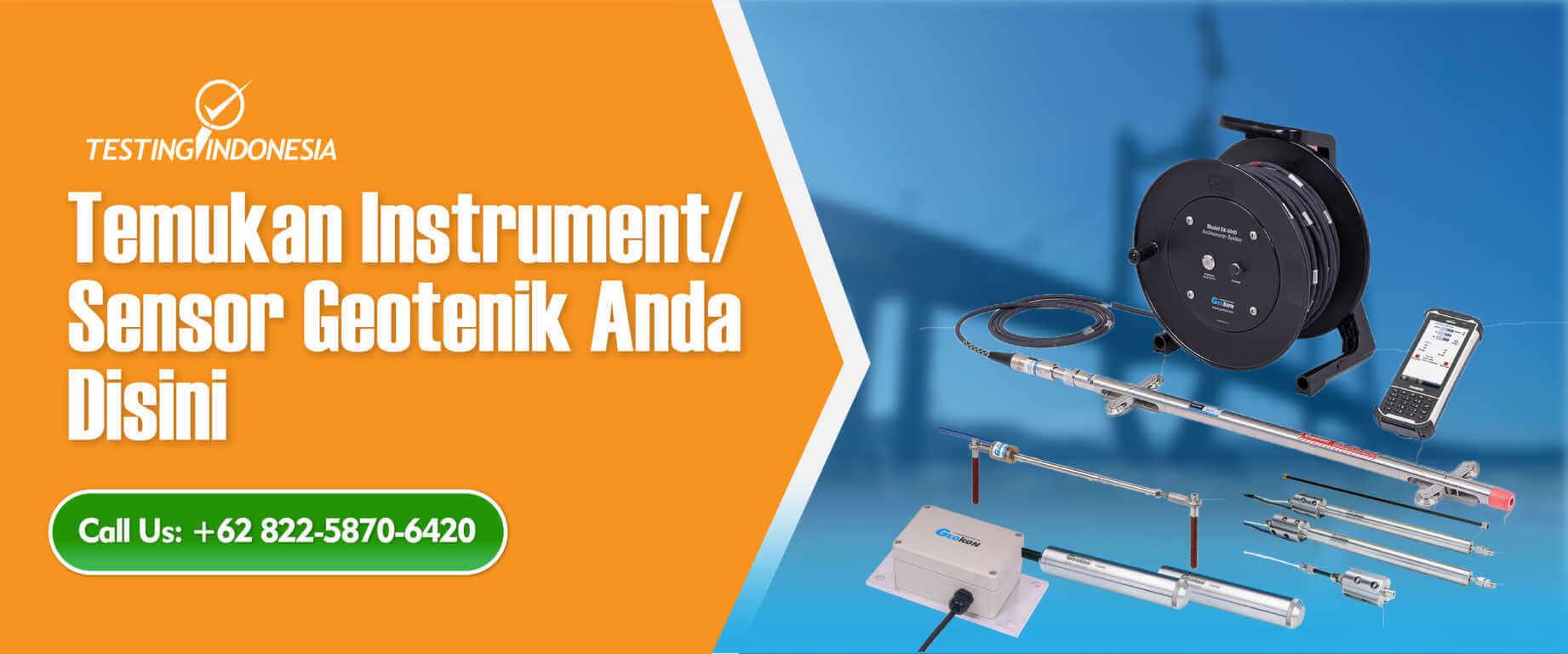 banner instrument geoteknik