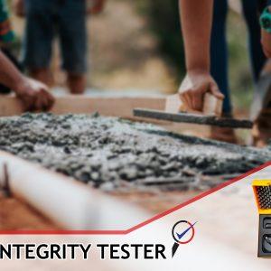pile integrity tester, jual pile integrity tester, pile integrity test, pulse echo